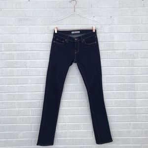 J Brand Womens 25 Pencil Leg Skinny Jeans 912 Ink